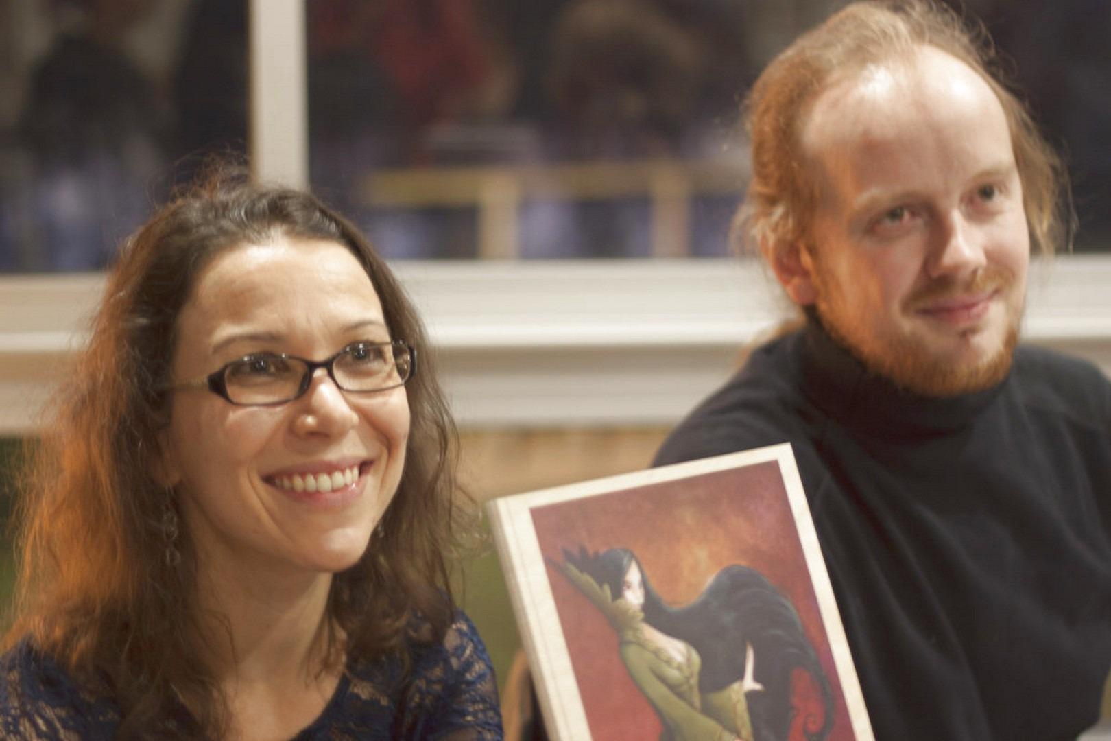 Maud & Lawrence, les créateurs de Raconte ton conte - From Breizh