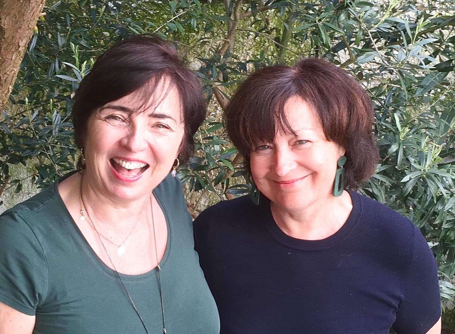 Cathie Hubert & Véronique Girard