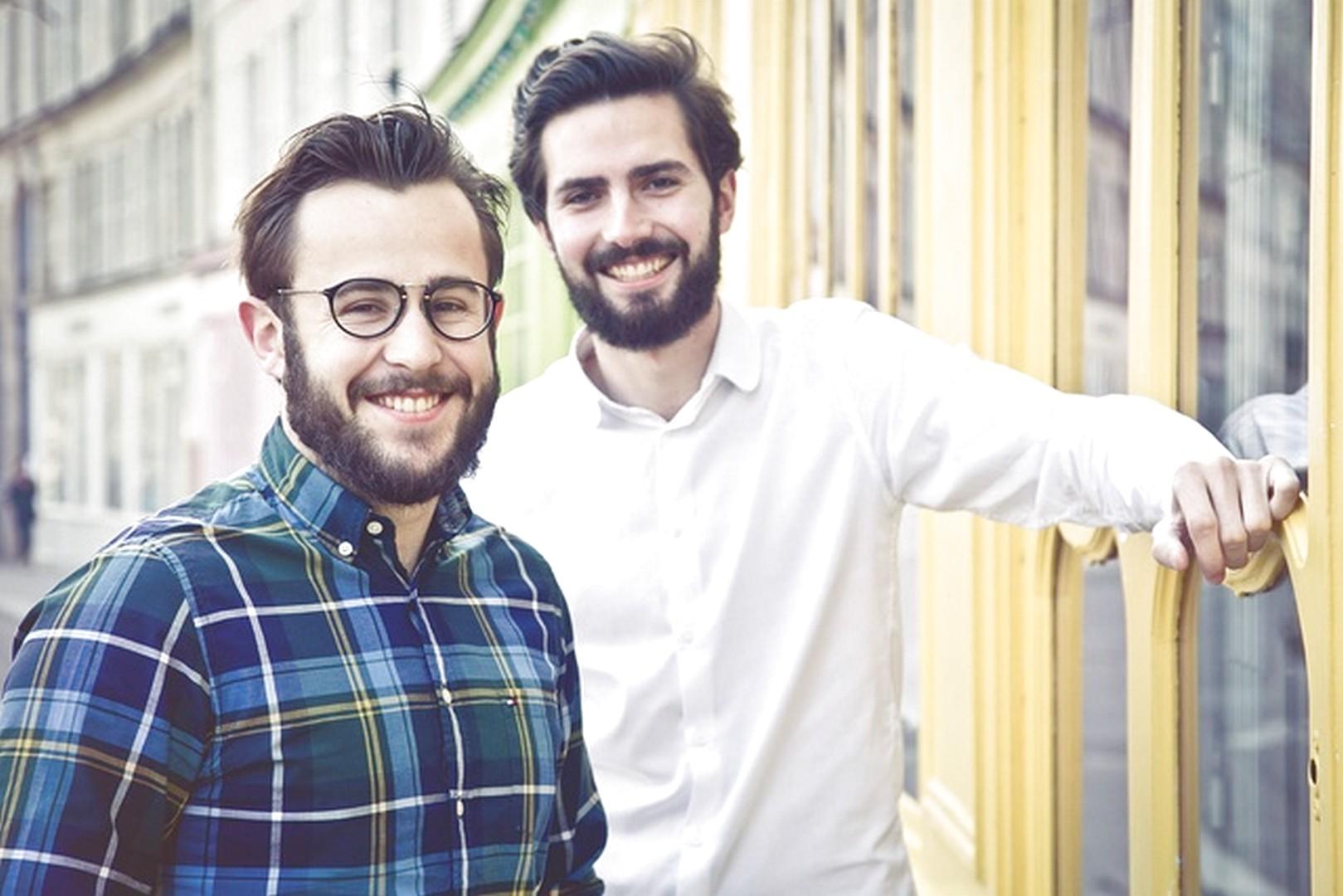 Antoine et Quentin, les créateurs de Combats de Coqs - From Breizh